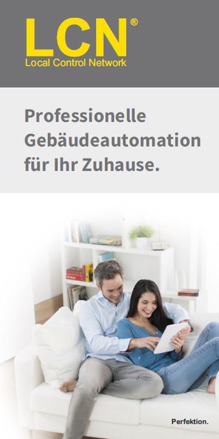 Flyer für Endkunden, deutsch