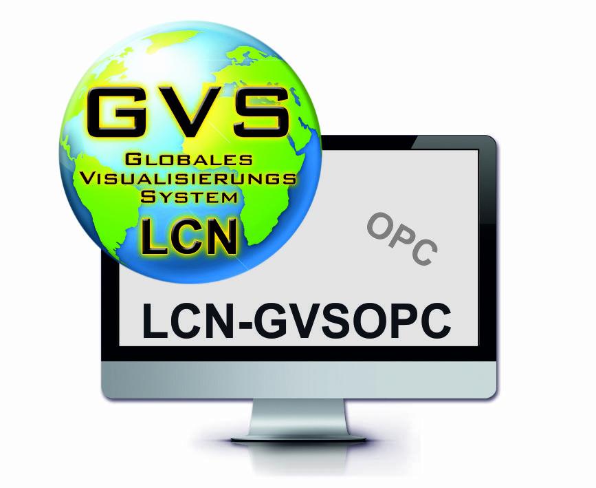 LCN-GVSOPC Koppellizenz