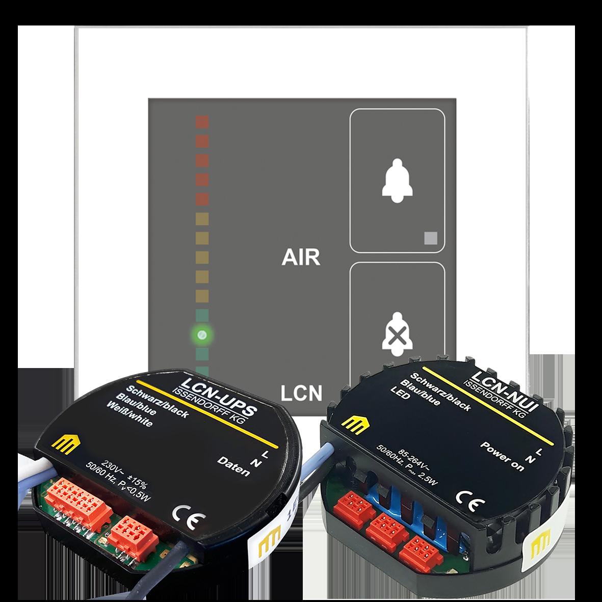 LCN-Luftgüte